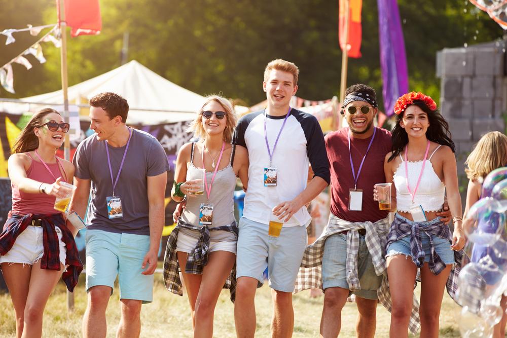 Festival udstyr