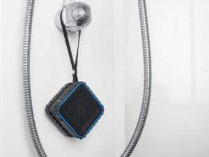 Vandtæt bluetooth højtaler til badet