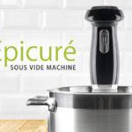 KitchPro Epicuré Sous vide maskine