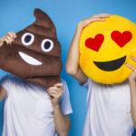 Emoji puder