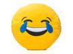 Den populære Grine smiley som pude