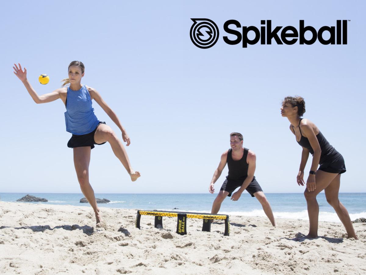 Spikeball spillet