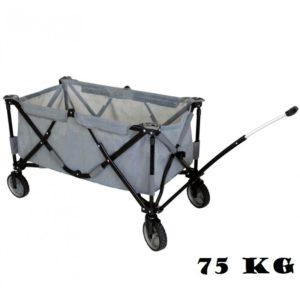 Trolley MESH-trækvogn, sammenklappelig