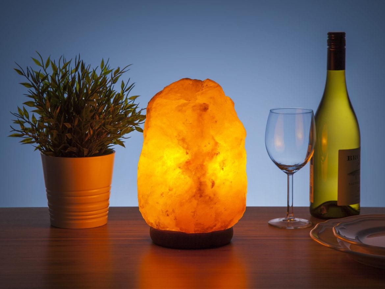 Himalaya salt lampe