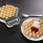 Bubble Waffle jern
