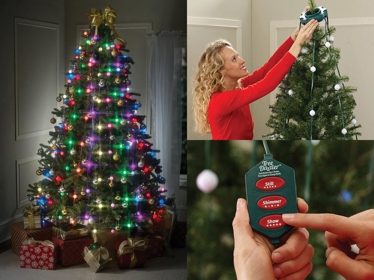 Tree Dazzler juletræslyskæde