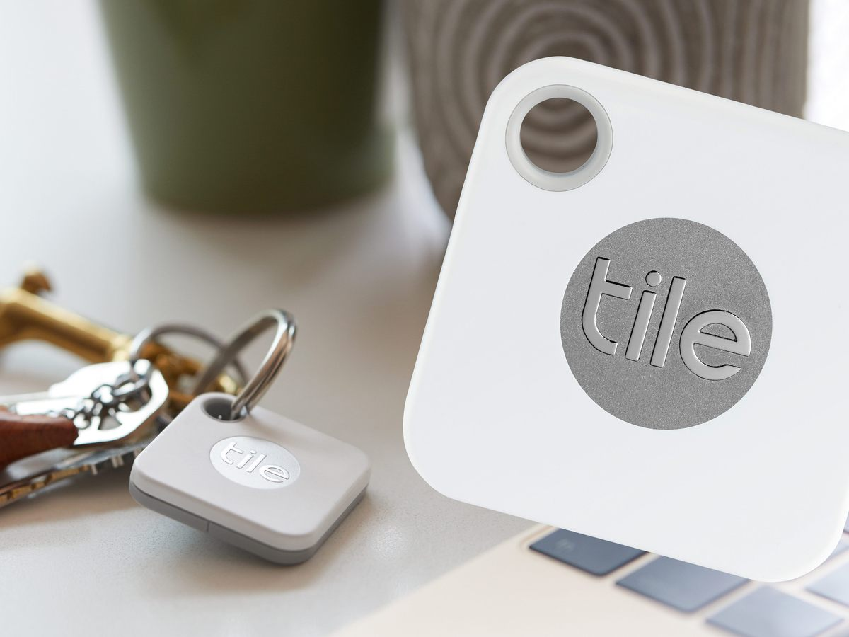 tile mate - bluetooth nøglefinder