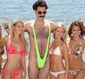 Borat mankinien
