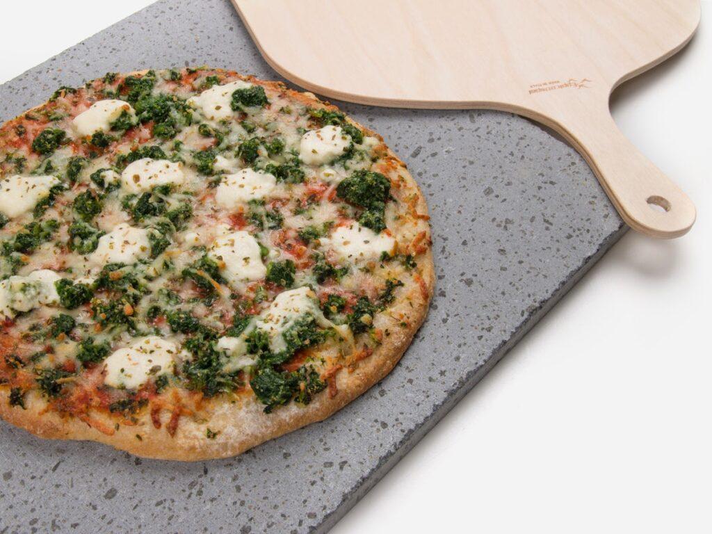 lavasten til pizza