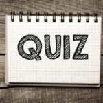 Quiz spørgsmål