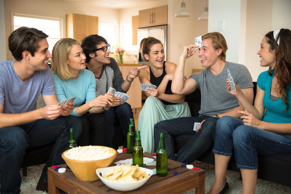 Sjove selskabslege for voksne