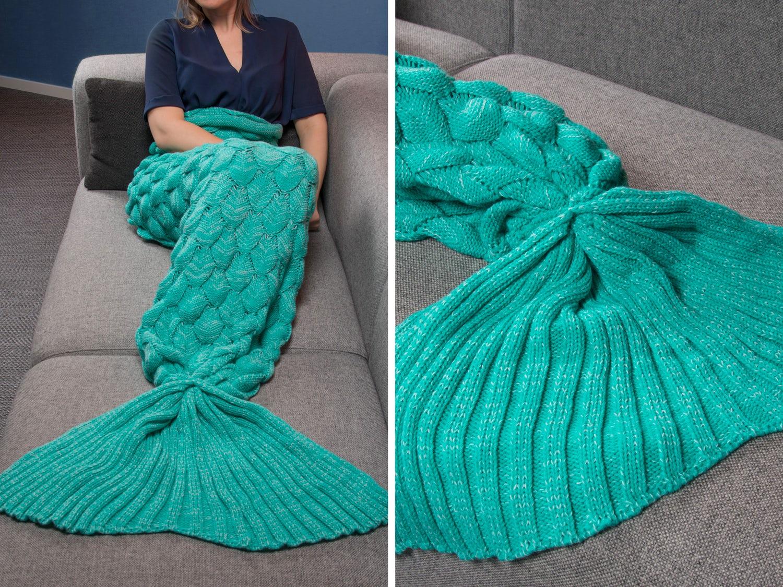 havfruehale tæppe køb