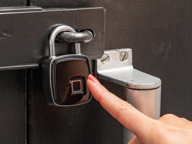 smart lås uden nøgle