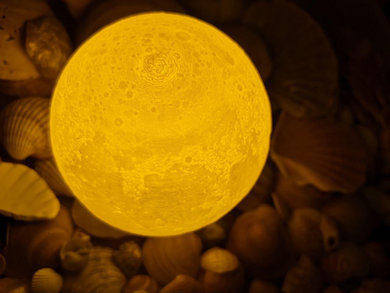 månelampen